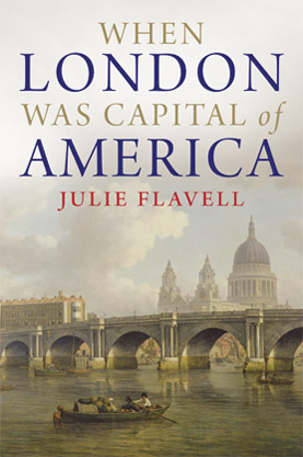 When London was Capital of America Book cover